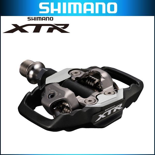 シマノ XTR ペダル PD-M9020 SPD対応【SHIMANO XTR】 SHIMANO XTRペダル PD-M9020 SPD対応丸い(丸い)