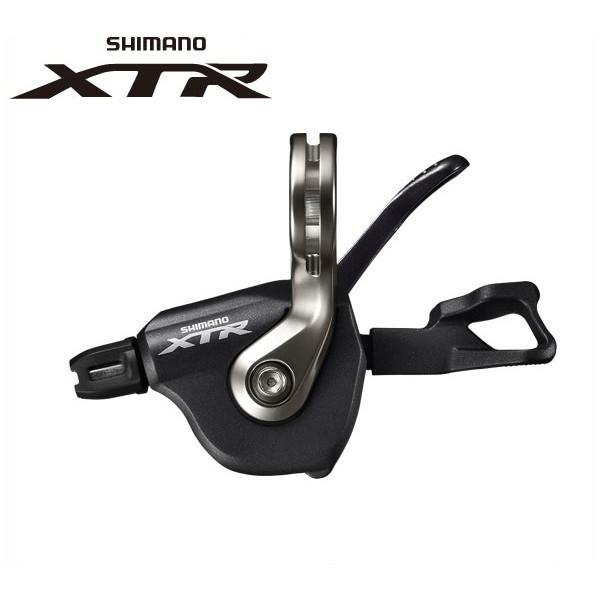 シマノ XTR シフトレバー SL-M9000 左レバーのみ 2/3S【SHIMANO XTR】 SHIMANO XTRシフトレバー SL-M9000 左レバーのみ 2/3S