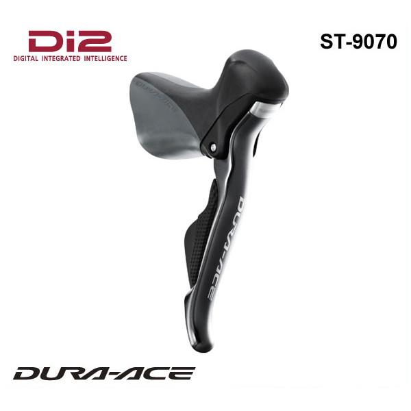 シマノ デュラエース Di2 ST-9070R 電動デュアルコントロールレバー (右のみ) 【ロード】【SHIMANO】【DURA ACE Di2】【IST9070R】 Shimano DURA-ACE Di2 ST-9070R 電動デュアルコントロールレバー(右のみ)