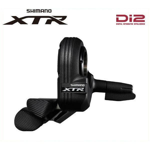 SHIMANO シマノ XTR Di2 シフトレバー SW-M9050 左レバーのみ (2015年2月発売予定) SHIMANO シマノ XTR Di2 シフトレバー SW-M9050 左レバーのみ (2015年2月発売予定)