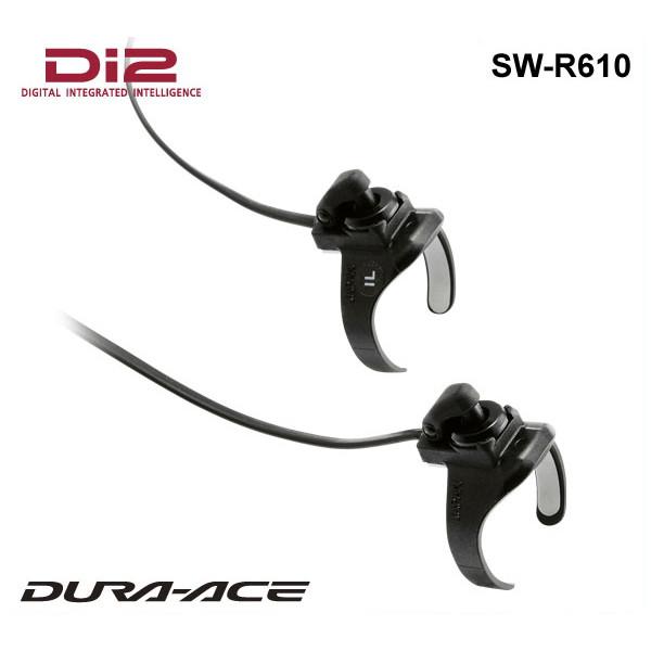 シマノ Di2 SW-R610 スプリンタースイッチ【TT/トライアスロン】【SHIMANO】【ISWR610】 Shimano Di2 SW-R610 スプリンタースイッチ☆ハイエンド☆