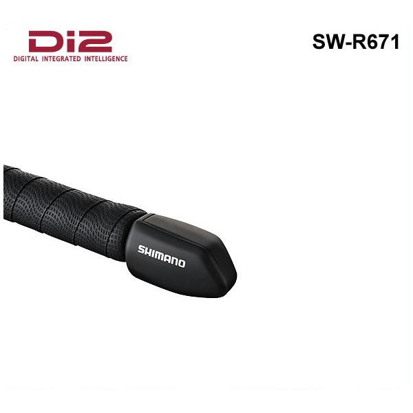シマノ Di2 SW-R671R SS1 シフティングスイッチ (右のみ) 【TT/トライアスロン】【SHIMANO】【ISWR671R】 Shimano Di2 SW-R671R SS1 シフティングスイッチ(右のみ)