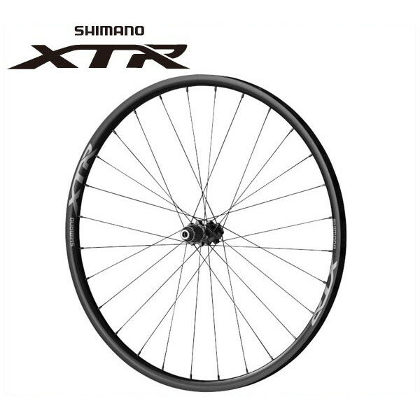 シマノ XTR ホイール WH-M9000 TL リア QR 27.5 (650B) /29インチ W/B【SHIMANO XTR】 SHIMANO XTRホイール WH-M9000 TL リア QR 27.5(650B)/29インチ W/B
