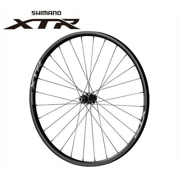 シマノ XTR ホイール WH-M9000 TU リア QR 29インチ W/B【SHIMANO XTR】 SHIMANO XTRホイール WH-M9000 TU リア QR 29インチ W/B