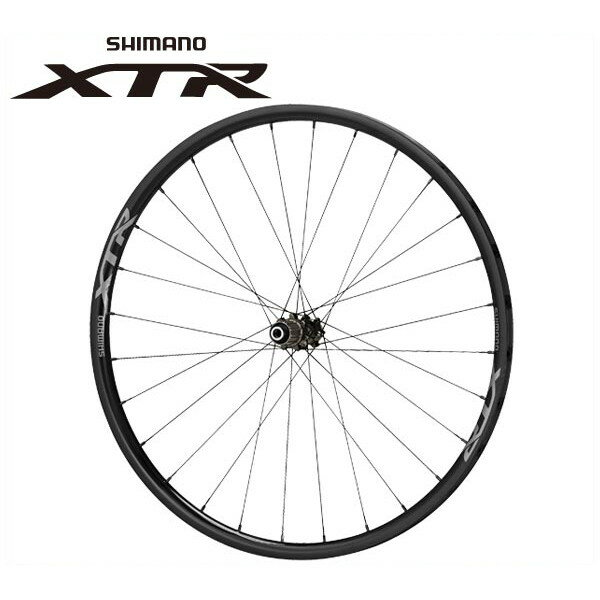 シマノ XTR ホイール WH-M9000 TU リア 12mmEスルー 29インチ W/B【SHIMANO XTR】 SHIMANO XTRホイール WH-M9000 TU リア 12mmEスルー 29インチ W/B
