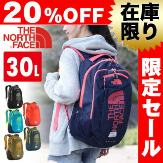 The north face THE NORTH FACE! Backpack daypack [Tallac] nm71505 mens ladies [store] P25Apr15