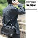 ショッピング倍 『期間限定エントリーで最大P22倍』 吉田カバン ポーター PORTER 2wayブリーフケース(S) ショルダーバッグ ビジネスバッグ HYBRID ハイブリッド 737-07943 メンズ ギフト 斜めがけ B5 通勤 強度 軽量 防水性 仕事 鞄 男性 紳士 誕生日 プレゼント ギフト あす楽 送料無料
