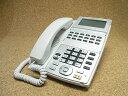 【中古】NTT ビジネスホン/ビジネスフォン NX-18IPFSTEL(1)(W) NXスター用ISDN停電用電話機 美品 NXシリーズ 業務用電話機