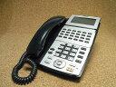 【中古】NTT ビジネスホン/ビジネスフォン NX-24STEL(1)(K) NXスター用24ボタン電話機 美品 NXシリーズ 業務用電話機