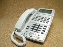 【中古】NTT ビジネスホン/ビジネスフォン NX-24STEL(1)(W) NXスター用24ボタン電話機 美品 NXシリーズ 業務用電話機