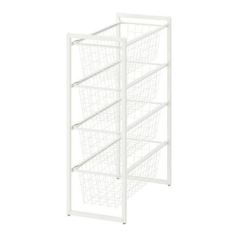 IKEA(イケア) 引き出しバスケットユニット
