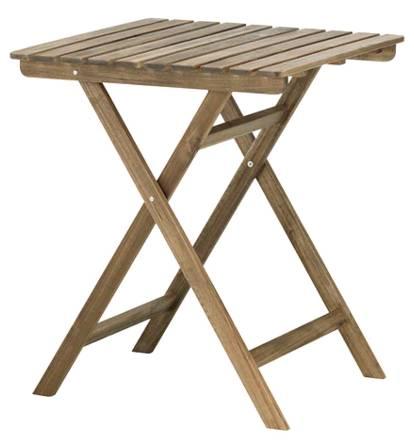 ASKHOLMEN(アスクホルメン) 折りたたみテーブル屋外用
