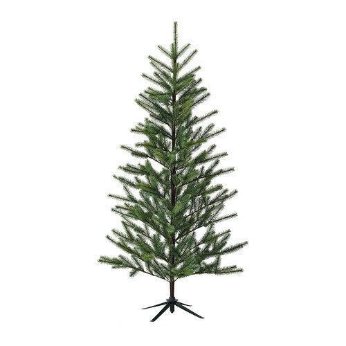 IKEA FEJKA イケア アートプラント, 室内/屋外用, クリスマスツリー 180cm 303.633.82