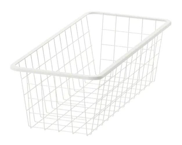 IKEA(イケア)JONAXEL ヨナクセルテキスタイルバスケット