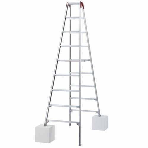伸縮脚立 ロングタイプ 9尺 RYZ1.0-27