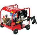 高圧洗浄機 スーパーエースウォッシャー エンジン式/7Mpa SER-3007-5 スーパー工業【個人宅配送不可】