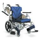 AWシリーズ 介助者用電動ユニット装着車椅子 KZ16-40(