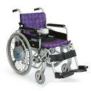 JWX-1シリーズ 自走専用 電動ユニット装着車椅子 KA82