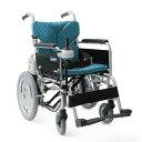 JOY Xシリーズ 自走介助兼用 電動ユニット装着車椅子