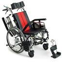 自走介助兼用車椅子 TRシリーズ TR-1 ティルト&リクラ