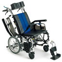 ティルト&リクライニング 介助型車椅子 TRシリーズ TR