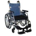 自動ブレーキシステム装置付 自走介助兼用車椅子 MW-SL5BT