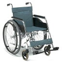 DMシリーズ DM-101 (低床) スチール製 スタンダードタイプ 自走型車椅子