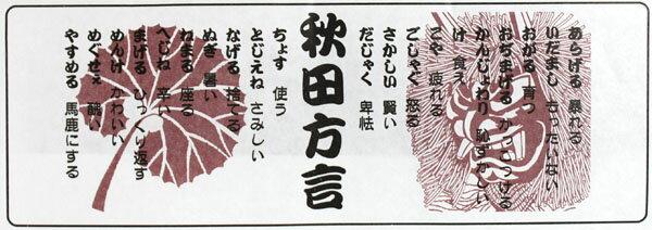 秋田方言 に対する画像結果