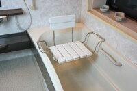 背もたれ付きシャワーチェアー椅子チェア介護風呂椅子いす風呂介護用品風呂イス介護用イス滑り止めチェアーお風呂バス用品バスチェア入浴背もたれ付浴室用椅子(イス)KOC-BS03