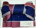 帯の仕立て。奴結び。二部式小袋文化帯