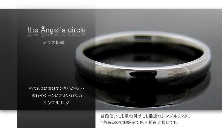 ■天使の指輪 シンプルリング ステンレス アクセサリー...:obutsudanhonpo:10001965