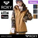 ROXY/ロキシー レディース スノーボードウェア ジャケット ERJTJ03050 スノージャケット スノボウェア スノボーウェア 上 スノーウェア ウエア ...