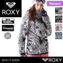 ROXY/ロキシー レディース スノーボードウェア ジャケット ERJTJ03053 スノージャケット スノボウェア スノボーウェア 上 スノーウェア ウエア ...