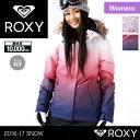 ROXY/ロキシー レディース スノーボードウェア ジャケット ERJTJ03076 スノージャケット スノボウェア スノボーウェア 上 スノーウェア ウエア 女性用