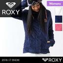 【店内最大P11倍】ROXY/ロキシー レディース ジップアップ フリースジャケット ERJFT03308 スノーウェアのインナーに もこもこ 長袖 男性用 女...