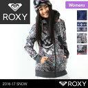 ROXY/ロキシー レディース ジップアップ パーカー ERJFT03313 長袖 フード付き スノーウェアのインナーに 女性用