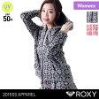 ROXY/ロキシー レディース 長袖 UVパーカー RLY161040 水着 みずぎ フード付き ジップアップ 紫外線カット UVカット UPF50+ 女性用 人気 ブランド おしゃれ かわいい