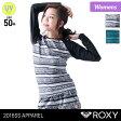 ROXY/ロキシー レディース 長袖 ラッシュガード RLY161044 Tシャツタイプ 水着 みずぎ 紫外線カット UVカット UPF50+ 女性用 人気 ブランド おしゃれ かわいい