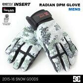 【店内割引クーポン発行中】 DC SHOE/ディーシー メンズ スノーボード グローブ EDYHN03010 スノボ スキー ファイブフィンガー スノーグローブ スキーグローブ 手ぶくろ 手袋 てぶくろ 男性用 人気 ブランド