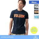 【メール便(ネコポス)無料】全3色 VOLCOM の半袖 Tシャツ が34%OFF Big Logo S/S Tee
