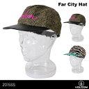 全2色 [2015 SPRINGモデル]E5511503 Far City Hat 女性用【あす楽】