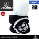 VOLCOM/ボルコム メンズ ネックウォーマー J67517JE ネックゲーター スノーボード スノボ スキー 防寒 男性用