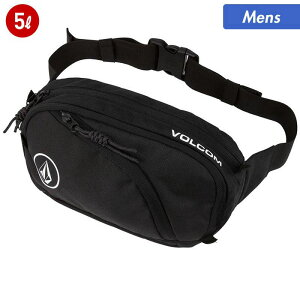 VOLCOM/ボルコム メンズ ウエスト バッグ D6511650 ボ