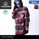 VOLCOM/ボルコム メンズ スノージャケット シャツ G0151802 スノーウェア スノボウェア スキーウェア スノボーウェア ウエア スノーボードウェア 上 男性用 人気 align=