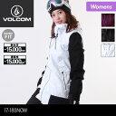 VOLCOM/ボルコム レディース スノーボードウェア ジャケット H0651806 スノージャケット ス