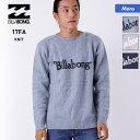 全品5%OFF券配布中 BILLABONG ビラボン メンズ 長袖 セーター AH012-600 ニット 防寒 男性用