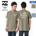 【キャッシュレス5%還元】 BILLABONG/ビラボン メンズ 半袖 Tシャツ AJ011-226 ティーシャツ クルーネック ロゴ バックプリント 男性用