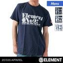 【ネコポス対応可】[2015年モデル]ELEMENT の半袖Tシャツ ! NO,92 男性用 人気 ブランド【あす楽】
