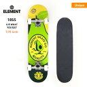 ELEMENT/エレメント スケートボード コンプリートデッキ 7.75インチ AI027-413 スケボー デッキ トラック ウィール セット メンズ レディース