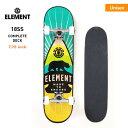 さらに5 OFF ELEMENT/エレメント スケートボード コンプリートデッキ 7.75インチ AI027-421 スケボー デッキ トラック ウィール セット メンズ レディース